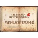 Postkarten Adventskalender | Die geheimen Aufzeichnungen des Weihnachtsmanns