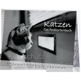 Katzen - Das Postkartenbuch mit 14 Karten