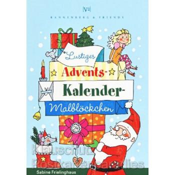 Der etwas andere Adventskalender von Rannenberg & Friends  Für jeden Tag der Adventszeit ein Bild mit weihnachtlichen Motiven zu