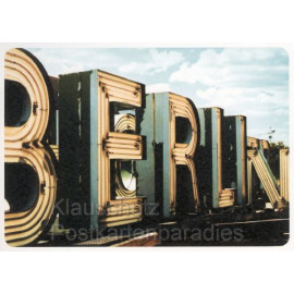 Postkarten Berlin SKP5583 Berlin Leuchtreklame