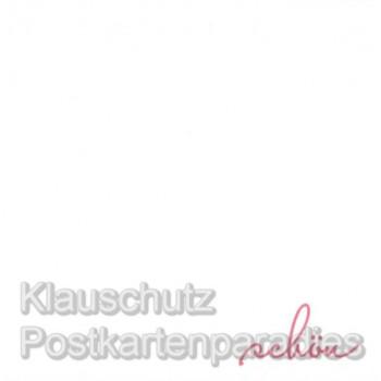 Gute-Laune Klebezettel Block 'Das Leben ist schön' - 50 Blatt