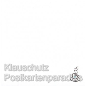 Helden machen keinen Feierabend - Klebezettel Block von Rannenberg
