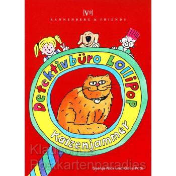Detektivbüro Lollipop - Katzenjammer | Kinderkrimi z