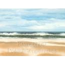 Postkartenbuch mit 15 Karten - Der Himmel über dem Meer
