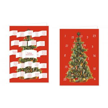 Geschichte Vom Weihnachtsbaum.Geschichte Weihnachtsbaum Adventskalender