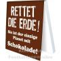 Klebezettelblock - Kopf hoch