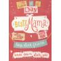 Doppelkarte | Muttertag | Beste Mama, lass dich feiern