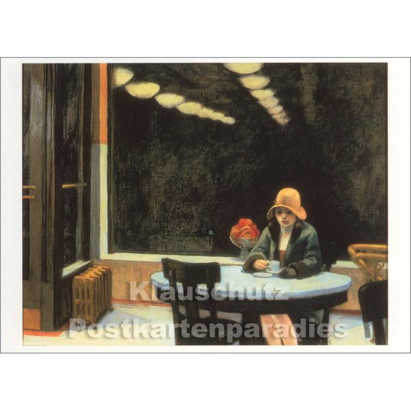 Edward Hopper Kunstkarte | Automat