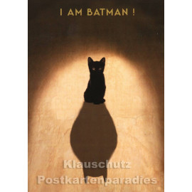 I am Batman | Postkarte