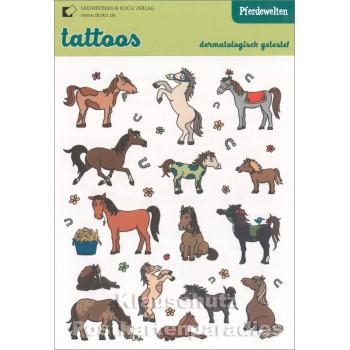 Tattoos - Pferdewelten