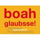 Boah glaubsse! Witzige Postkarten mit Ruhrpott Sprüchen von Cityproducts