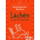 Adventskalender Blöckchen - Lachen - Elch