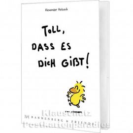 Postkartenbuch | Toll, dass es dich gibt!