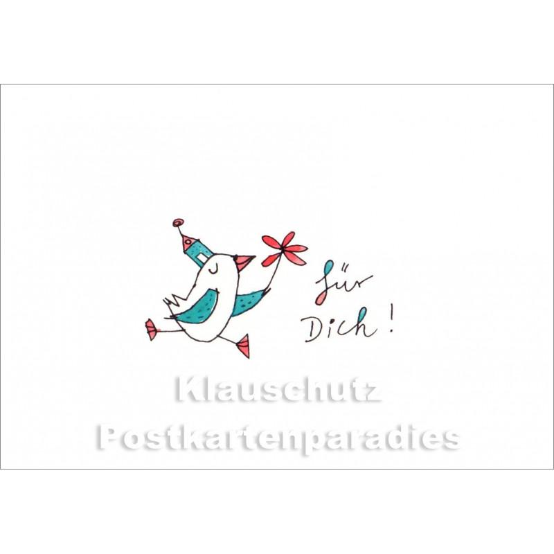 Karindrawings Postkarten | Für Dich!