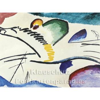 Postkartenbuch | Der blaue Reiter