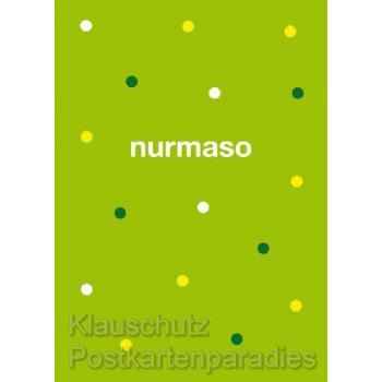 Nur ma so - Cityproducts Postkarten mit Ruhrpott Sprüchen