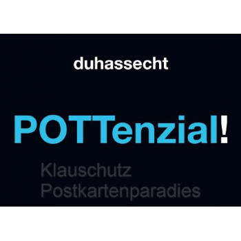 Ruhrpott Postkarte von Cityproducts - POTTenzial