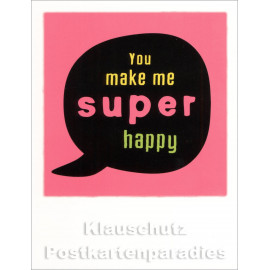 Polacard | Super Happy