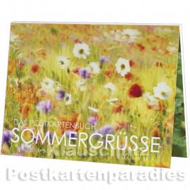 Postkartenbuch Sommergrüße Titel