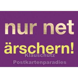 Hessen Postkarten - Net ärschern