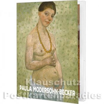 Postkartenbuch Paula Modersohn-Becker - Titel