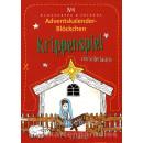 Krippenspiel - Adventskalender Blöckchen - Motiv 2