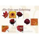 Postkarte - Alles Gute zum Geburtstag