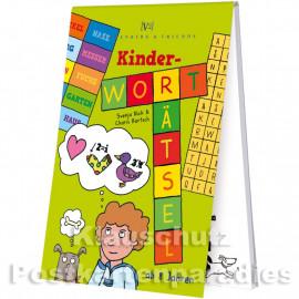 Rannenberg & Friends - KInder Worträtsel Blöckchen