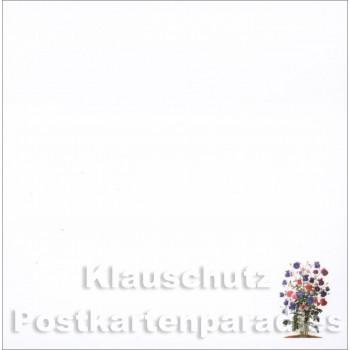Rannenberg Klebezettel - Akelei - Innenteil