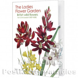 Rannenberg Postkartenbuch | Ladies` Flower-Garden - Titelblatt