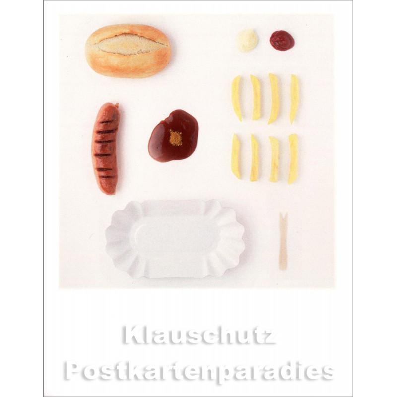 Currywurst | Taurus Polacards
