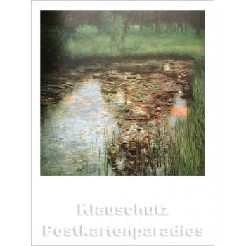 Rannenberg Kunst Postkartenbuch   Gustav Klimt - Bild 14