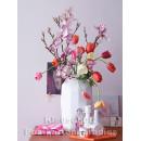 Postkartenbuch von Rannenberg mit 15 Karten | Blumen Bouquets - Magnolienzweige