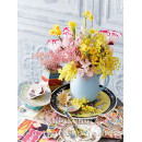 Postkartenbuch von Rannenberg mit 15 Karten | Blumen Bouquets - Haru heißt Frühling in Japan