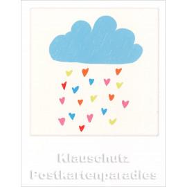 Herz-Regen | Taurus Polacard