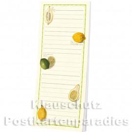 Rannenberg Kühlschrankblöckchen - Zitronen