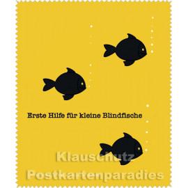 Rannenberg Brillenputztuch - Erste Hilfe für kleine Blindfische