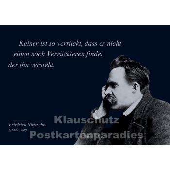 Postkarten Sparset  Zitate 1 - Nietzsche