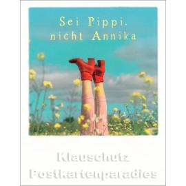Sei Pippi, nicht Annika | Taurus Polacard