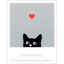 Katzenliebe | Taurus Polacard
