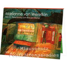 Postkartenbuch mit 15 Kunstpostkarten - Marianne von Werefkin