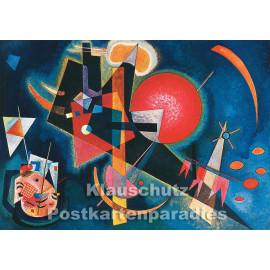 Kunstkarte   Wassily Kandinsky   Im Blau