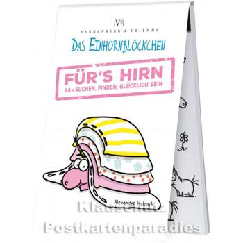 Rannenberg Einhorn Wimmelbild Blöckchen