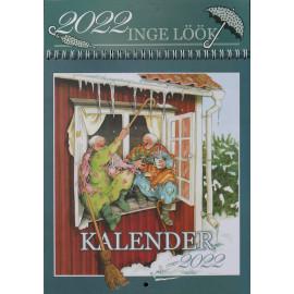 Inge Löök Kalender 2022 - Vorderseite