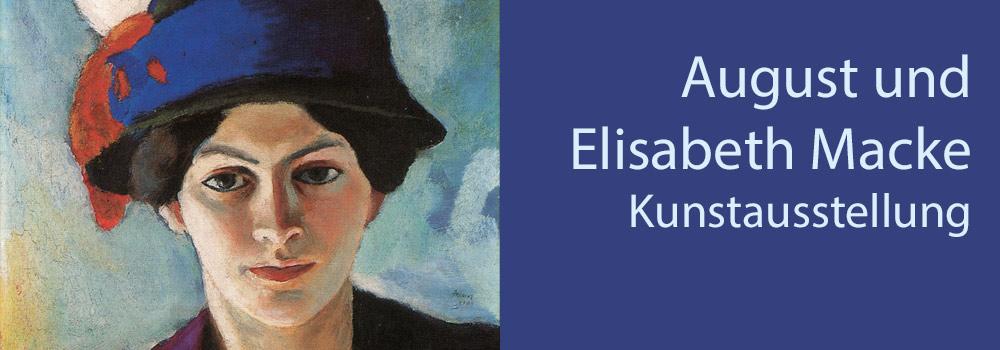 August und Elisabeth Macke Ausstellung in Münster