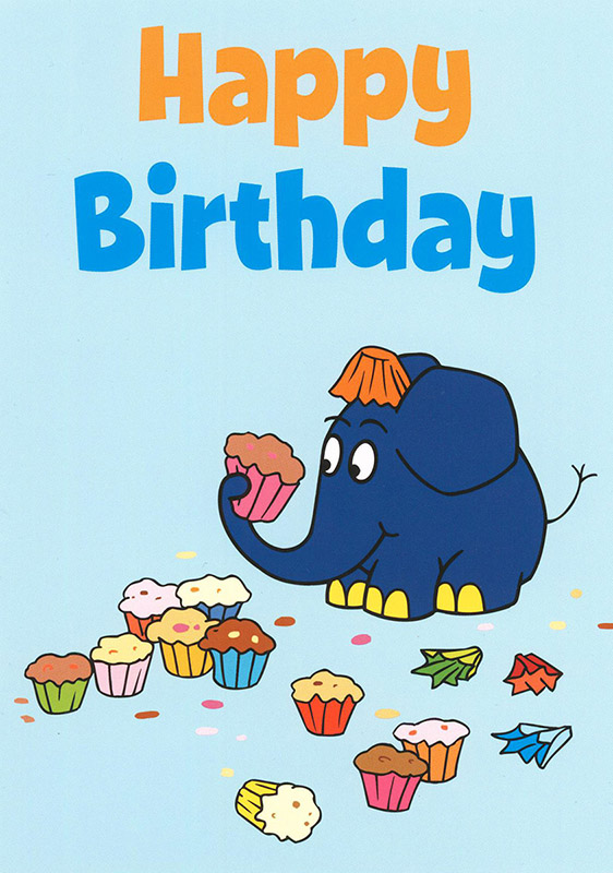 Happy Birthday zum Geburtstag, liebe Maus