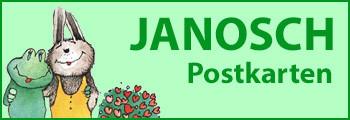 Janosch Postkarten